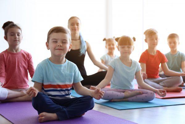 little retreat, calm little minds, children anxiety, anxious children, children who worry, childrens yoga, doTerra essential oils, seed wellness,